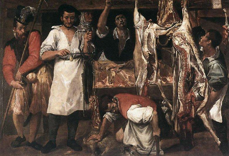 Carracci-Butcher's_shop